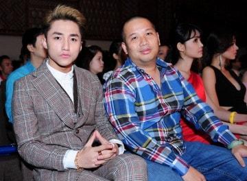 Sơn Tùng tách khỏi công ty nhạc sỹ Quang Huy