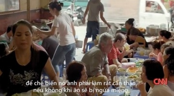 Bún mắng cháo chửi Hà Nội