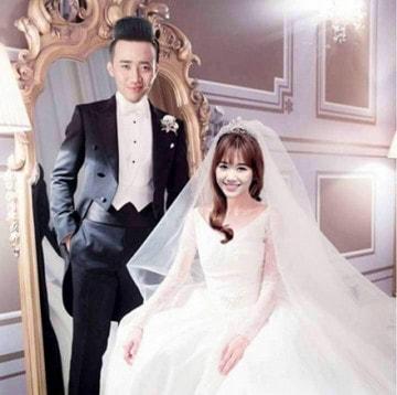 Đám cưới Hari Won Trấn Thành