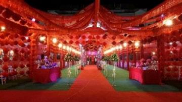 Đám cưới khủng 2000 mâm cỗ