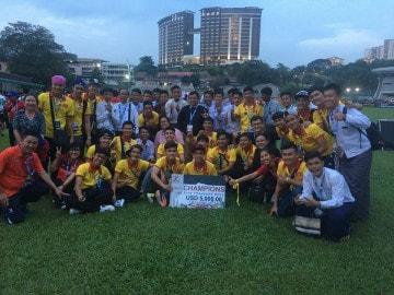 Đội tuyển bóng đá người điếc Việt Nam