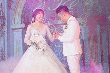 Lễ thành hôn HariWon - Trấn Thành