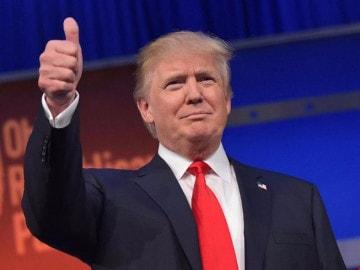 Người ảnh hưởng nhất Donald Trump