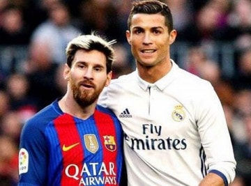 Ronaldo và Messi