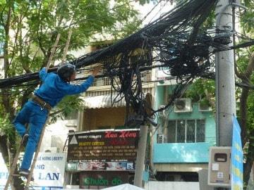 Sửa chữa điện tại Việt Nam