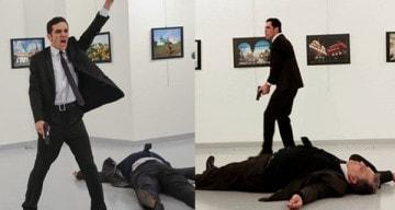 Tác giả bức ảnh ám sát đại sứ Nga