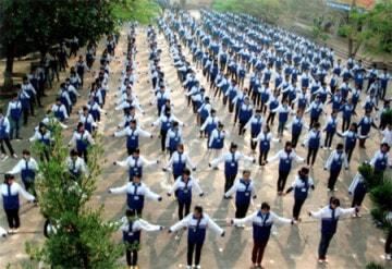 Tập thể dục trong trường học