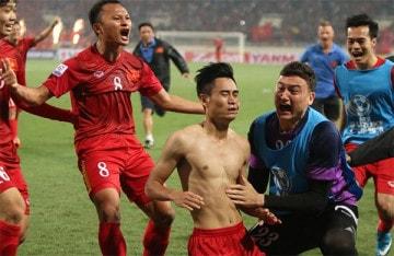 Truyền thông ca ngợi đội tuyển Việt Nam