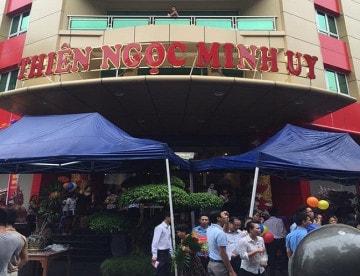 Công ty TNHH Thiên Ngọc Minh Uy