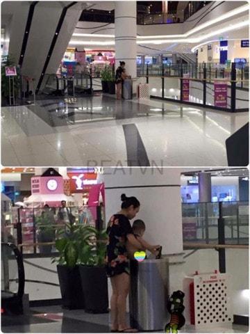 Đi vệ sinh ngay tại sân bay