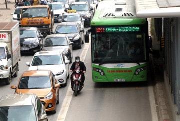 Giải pháp chống ùn tắc giao thông