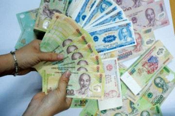 Ngân hàng khan hiếm tiền lẻ