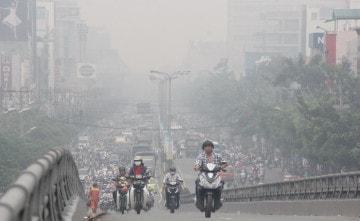 Ô nhiễm môi trường ở thành phố HCM