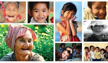 Việt Nam đứng thứ 4 về hạnh phúc