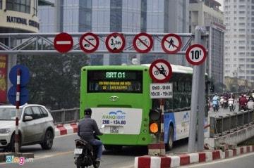 Xe buýt nhanh BRT Hà Nội