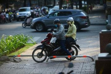 Sài Gòn lắp đặt Barie