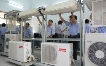 Dịch vụ sửa chữa điều hòa tại Hà Nội giá rẻ