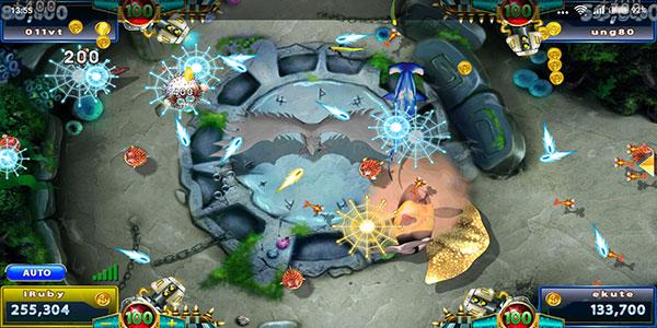 Chiến thuật chơi game bắn cá 3D 01