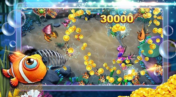 Chiến thuật chơi game bắn cá 3D 03