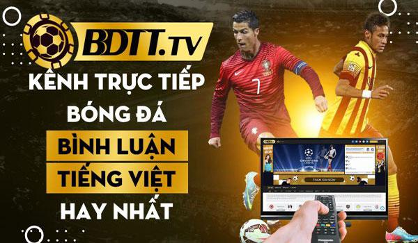 Xem kết quả bóng đá trực tiếp trên BDTT.TV 02
