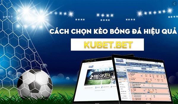 Cá cược bóng đá Online tại nhà cái Kubet 01