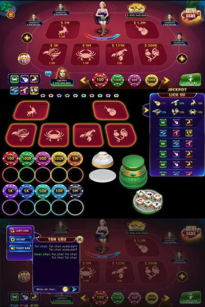 RikVip Game về tay tài phiệt Mỹ 03