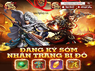 Code, GiftCode Chiến Long Tam Quốc 02