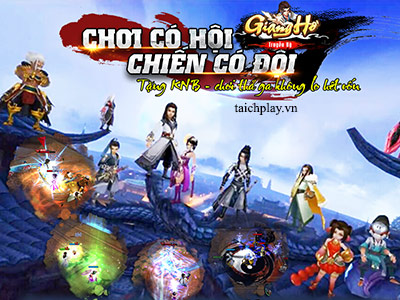 Code, GiftCode Giang Hồ Truyền Kỳ 04
