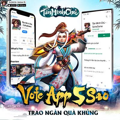 Code, GiftCode Tân Minh Chủ 03