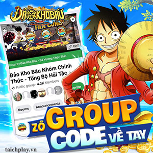 Code, GiftCode Đảo Kho Báu 04