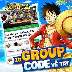 Code, GiftCode Đảo Kho Báu icon