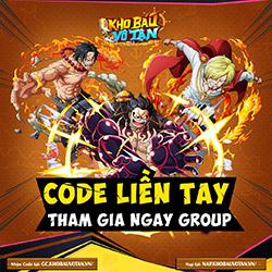Code, GiftCode Kho Báu Vô Tận icon