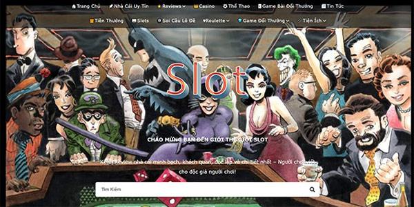 Thế Giới Slot là gì 01