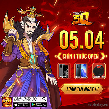 Code, GiftCode Bách Chiến 3Q 02