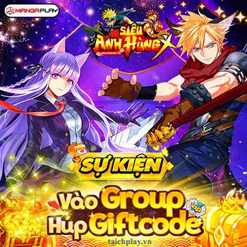 Code, GiftCode Siêu Anh Hùng Mobile 03