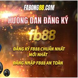 Hướng dẫn đăng ký tài khoản, cách nap và rút tiền tại nhà cái Fb88 icon