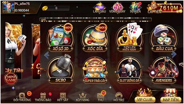 Twin - App game bài đổi thưởng online hấp dẫn nhất 2021 01