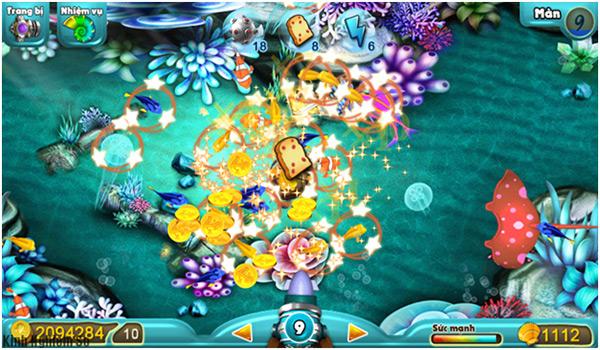 Hướng dẫn chơi game bắn cá trên điện thoại 02