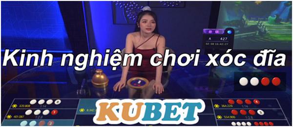 KUBET88 Nhà cái xóc đĩa trên mạng xanh chín 2021 03