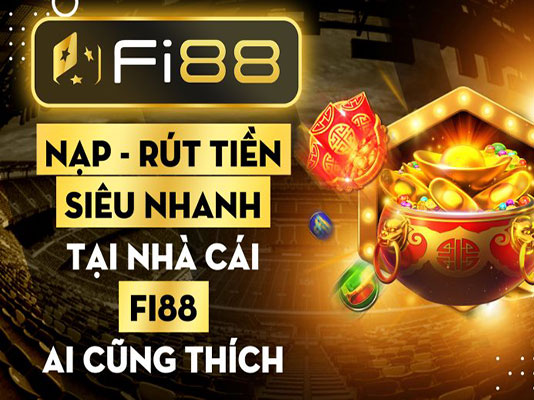 Nạp – Rút tiền Siêu Nhanh tại nhà cái Fi88 ai cũng thích icon